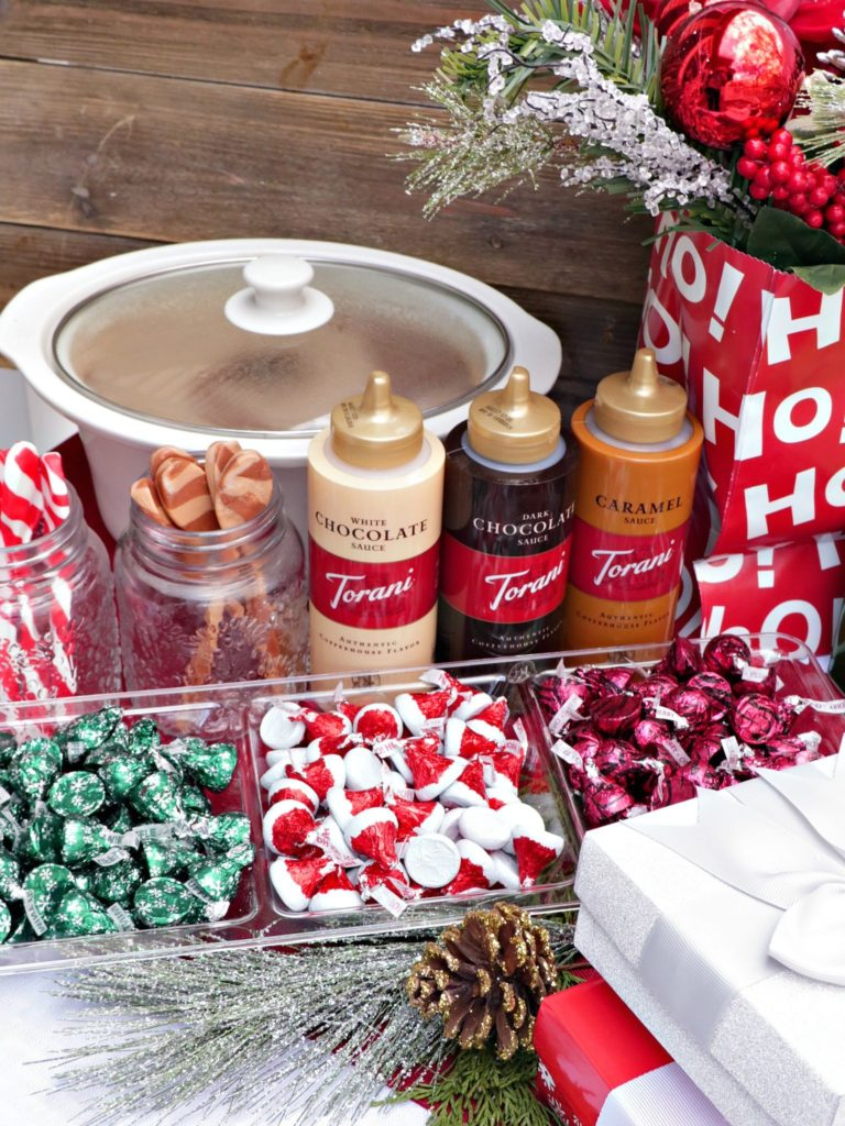Menu Ideas For Your Holiday Gift Wrapping Party Divas