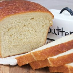 easy white bread recipe