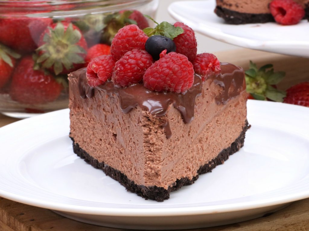 Chocolate Cheesecake Recipe No Crust
