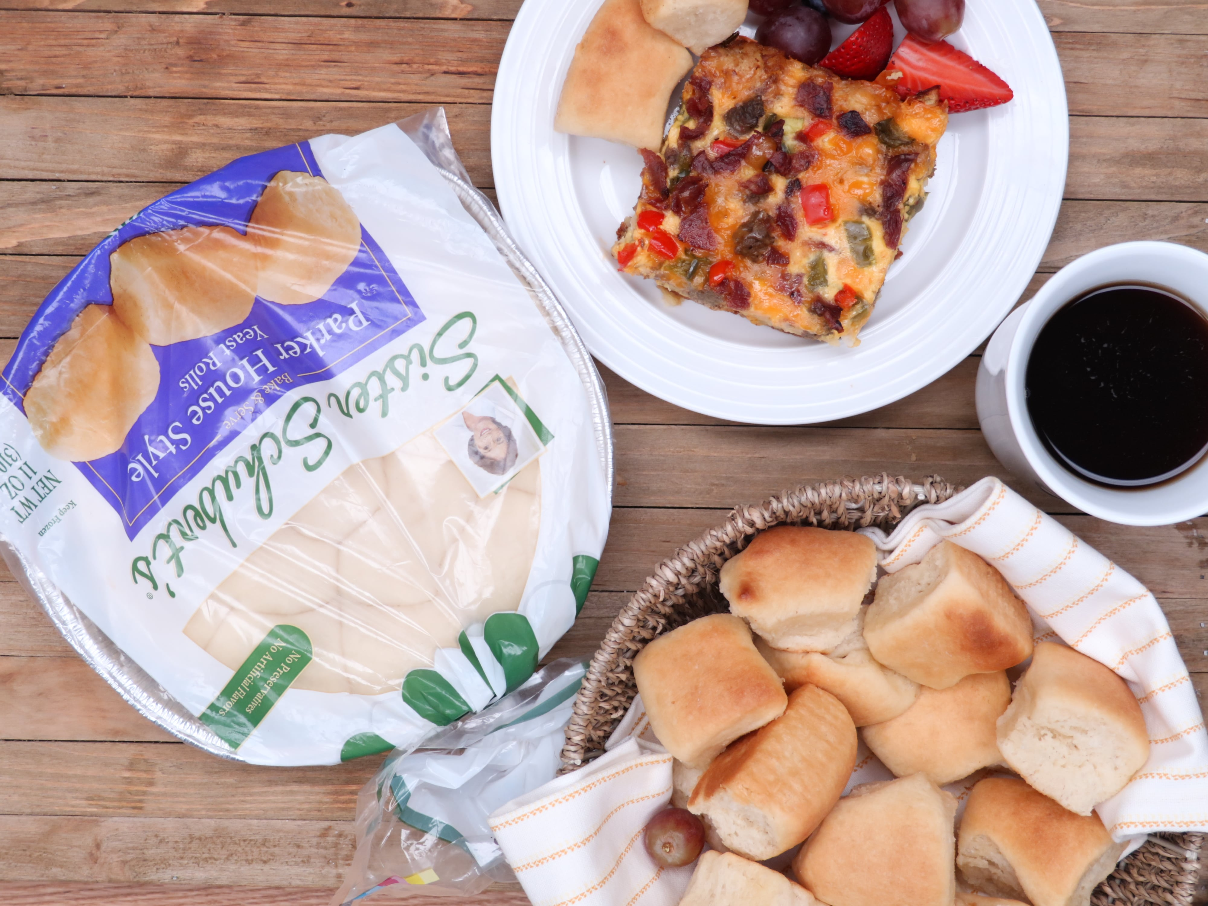 Sister Schubert S Breakfast Casserole