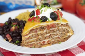 Mexican Taco Bake Recipe
