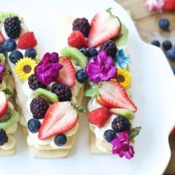 easy cream tart cake recipe