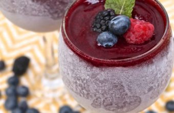 Real Fruit Wine Slushies (Mixed Berry)