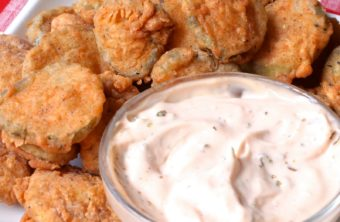 Southern-Style Fried Pickles