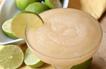 Easy Frozen Margaritas (Using Homemade Limeade)