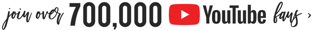 join over 600,000 YouTube fans >