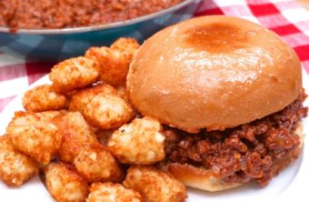 Family-Favorite Homemade Sloppy Joes