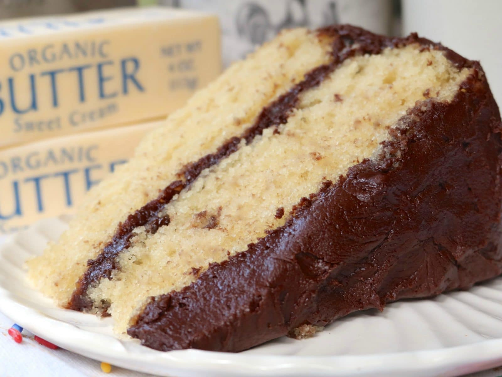 Classic Homemade Yellow Cake Divas Can Cook