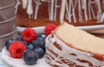 Grandma's Cream Cheese Pound Cake Recipe