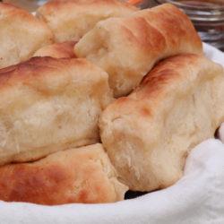 easy homemade dinner rolls