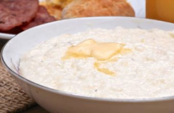 Creamy Southern Stone-Ground Grits