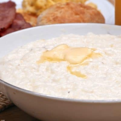 southern grits recipe
