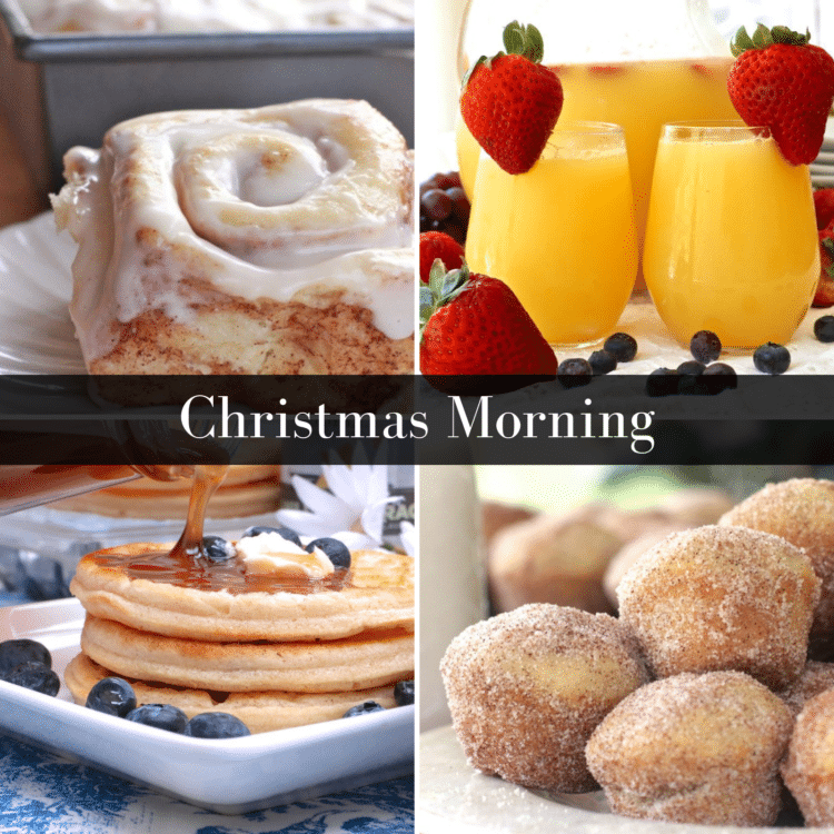 Christmas morning recipe