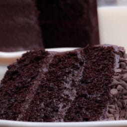 homemade chocolate cake recipe