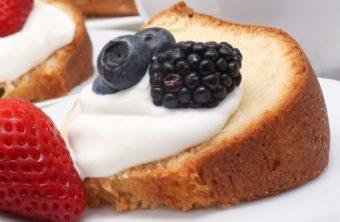 southern sour cream pound cake
