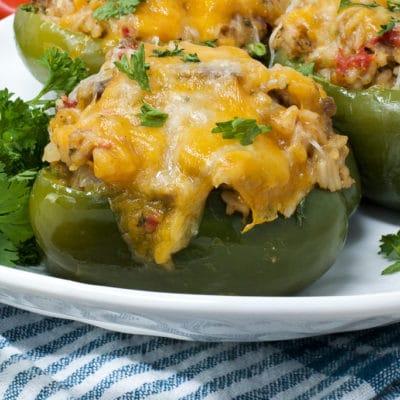 classic stuffed peppers recipe