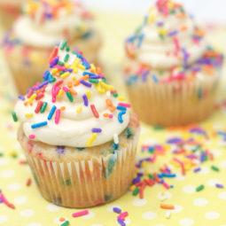 funfetti cupcakes recipe