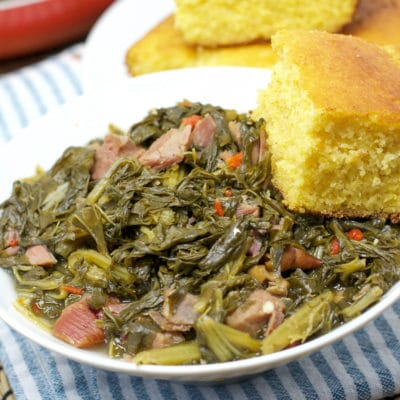 soul food turnip greens