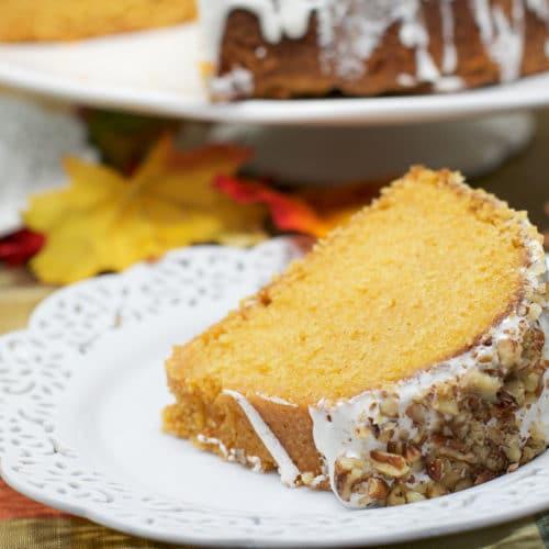 Sweet Potato Pound Cake So Moist Marshmallow Glaze