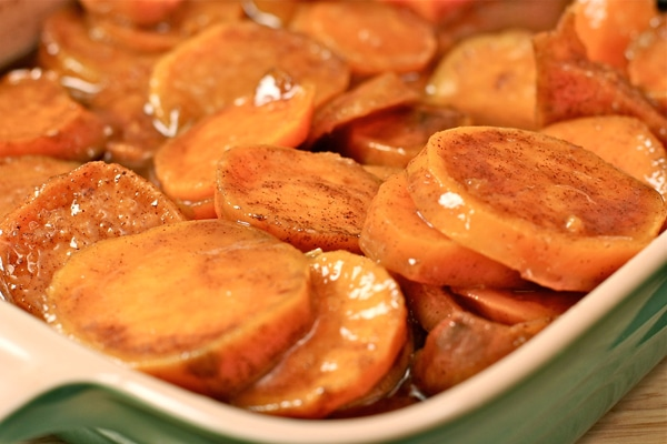 southern candied yams recipe