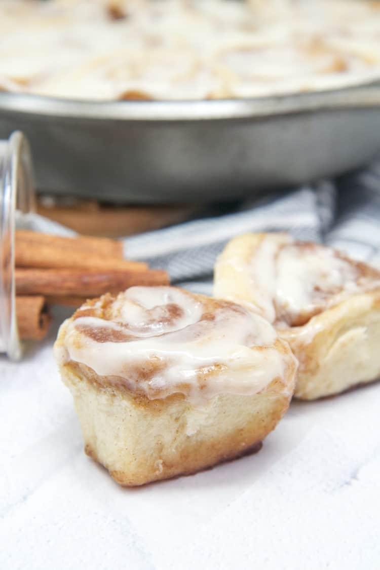 quick cinnamon rolls