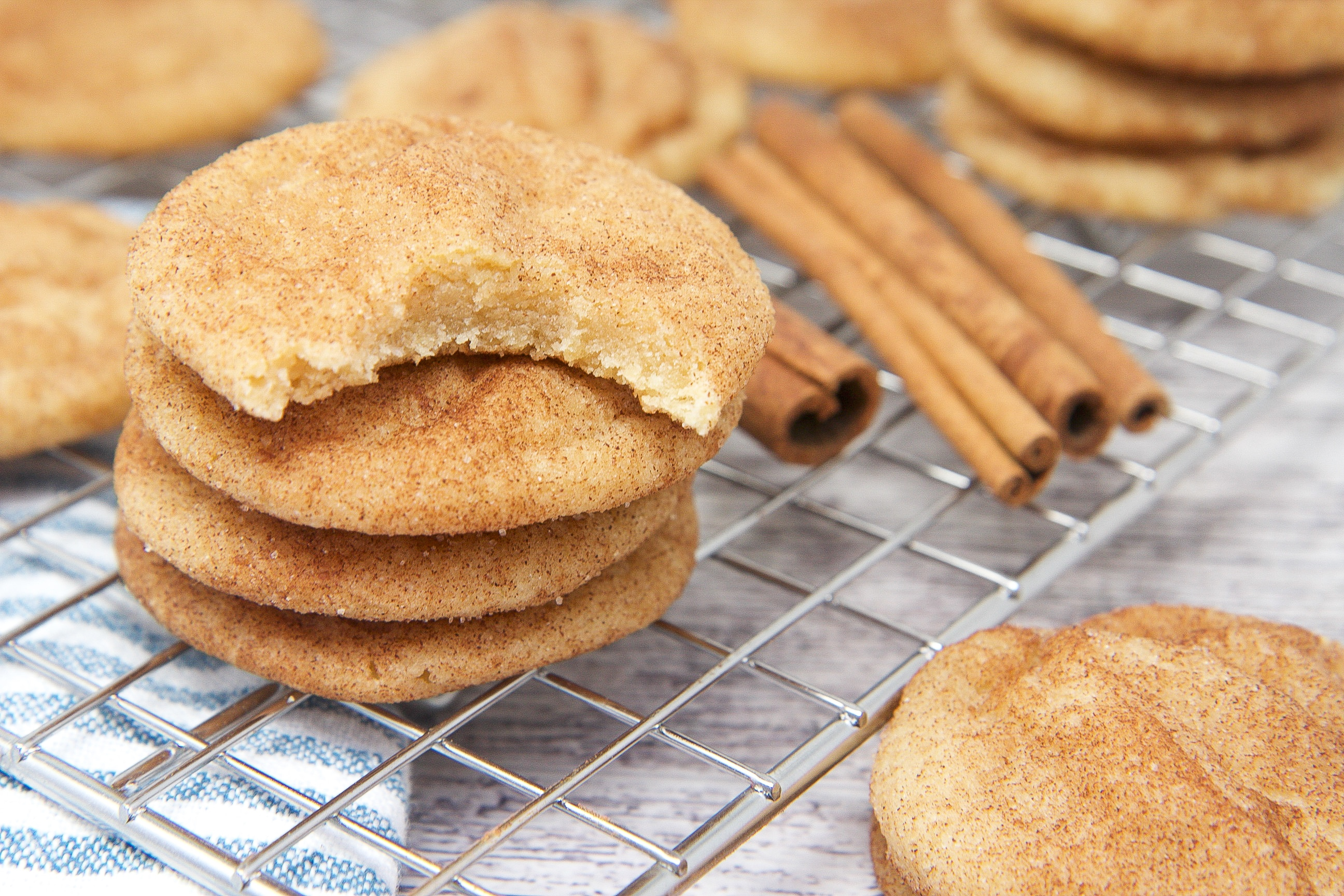 Chewy Snickerdoodle Cookies Grandma S Recipe