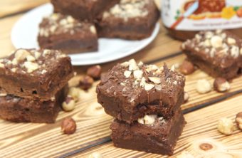 nutella brownies recipe