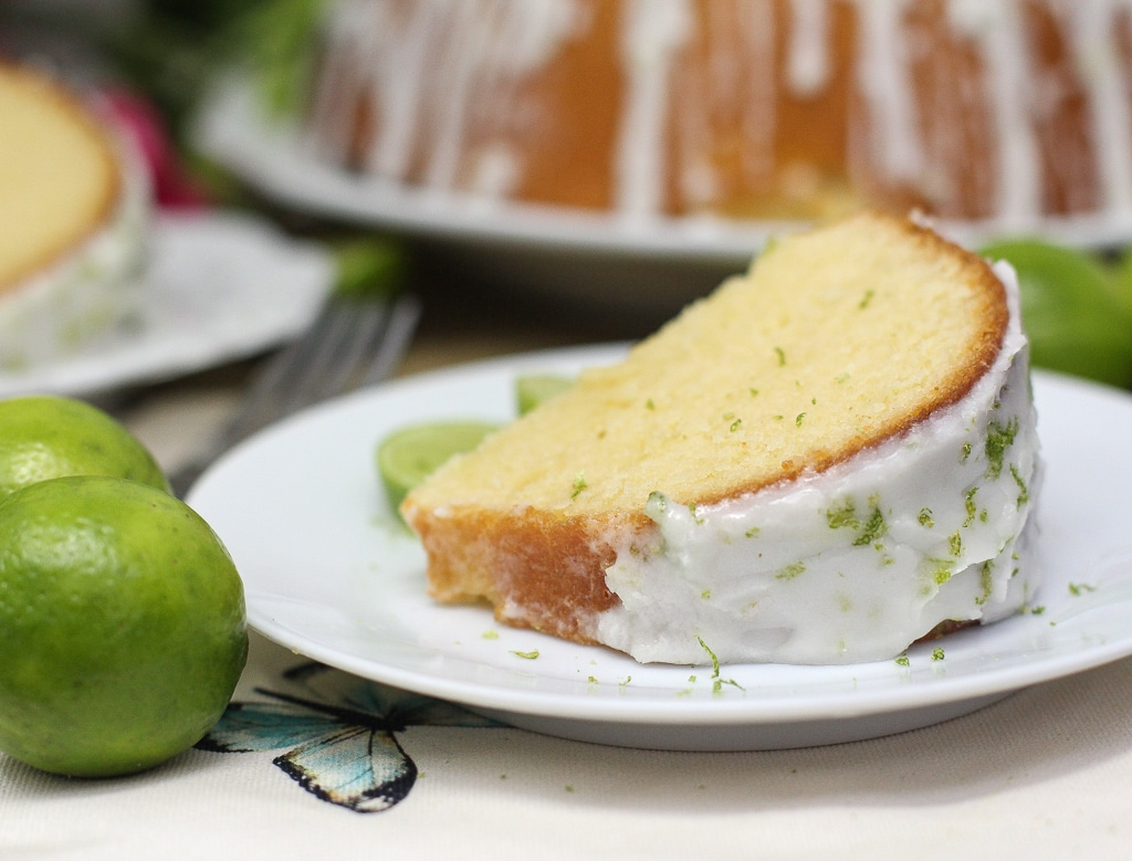 Key Lime Pound Cake Recipe