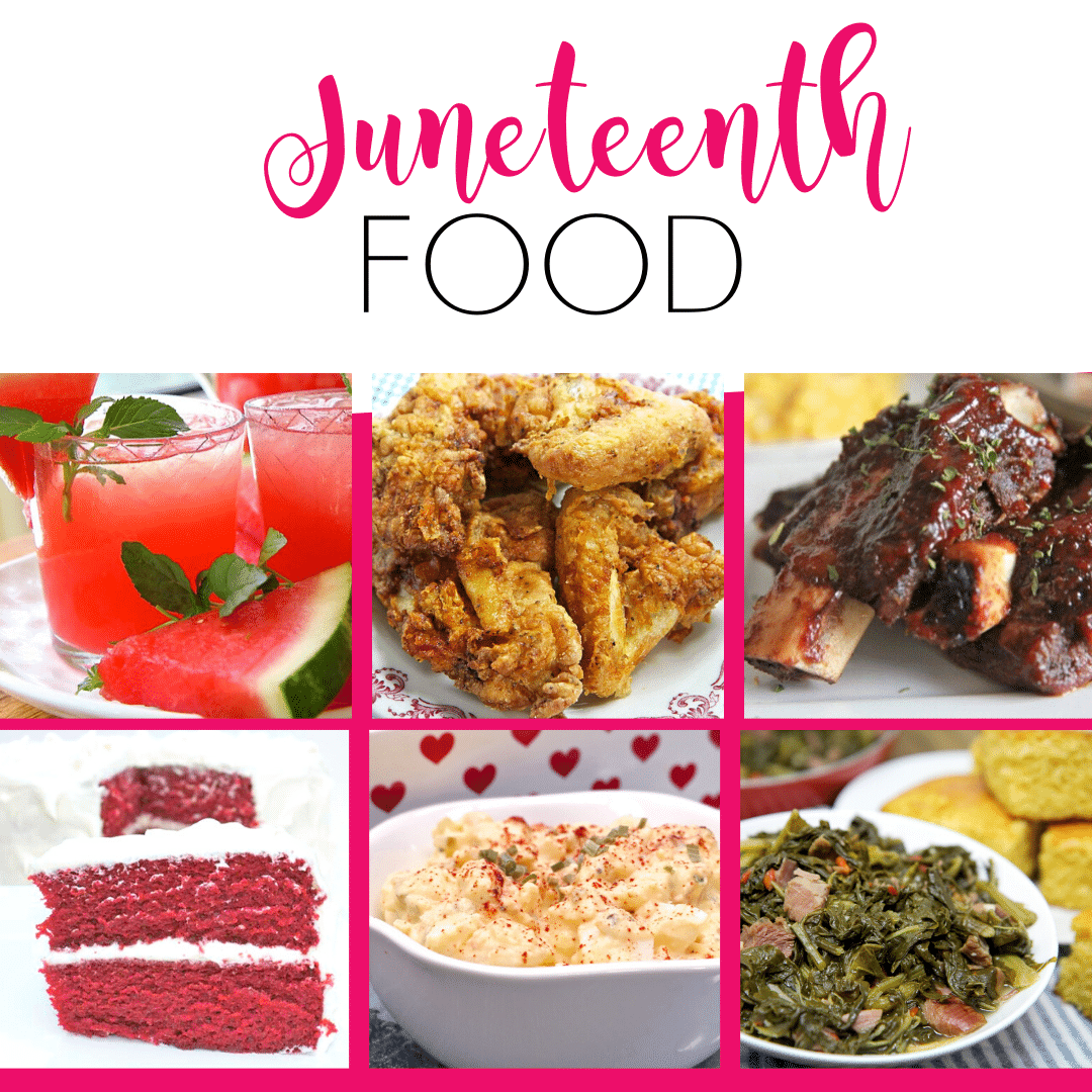 juneteenth celebration food