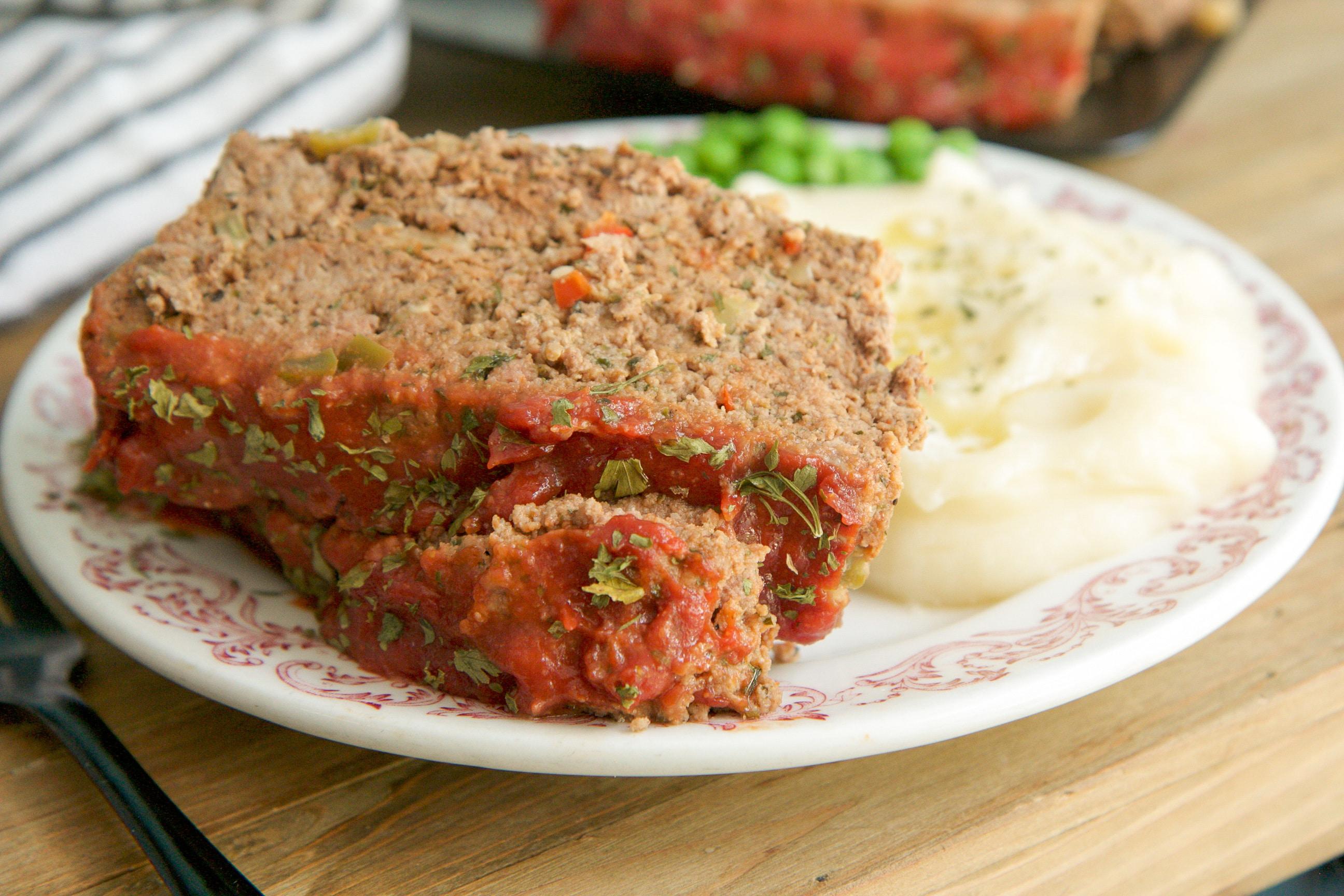 Best Meatloaf Recipe Southern Grandma Style Video