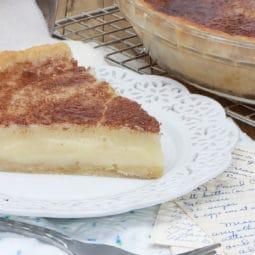 how to make sugar pie