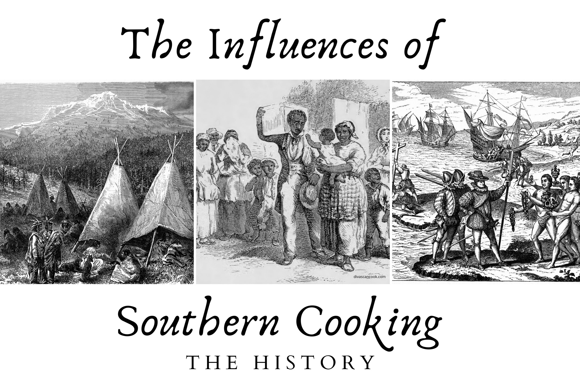 southern food history