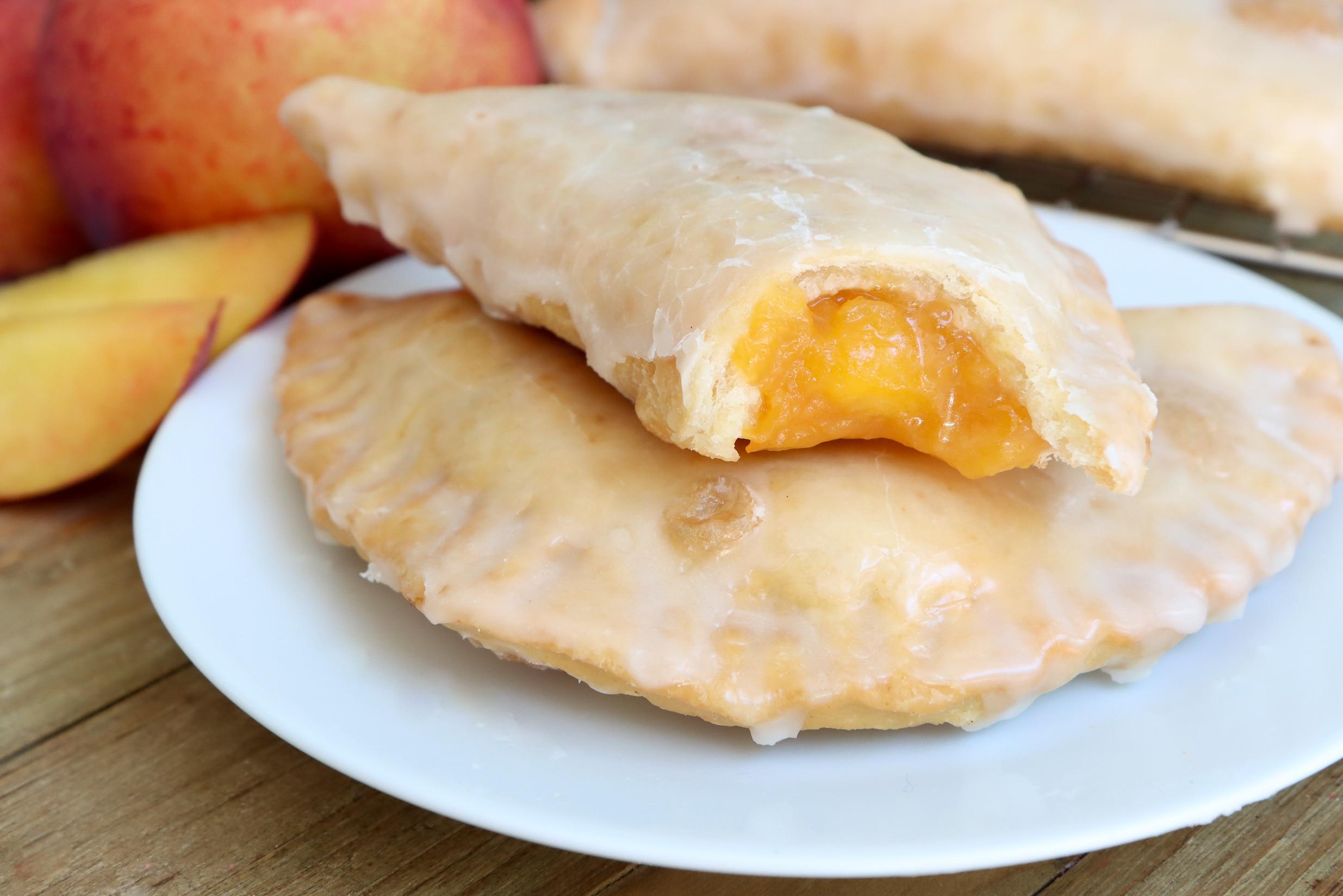 fried peach hand pies
