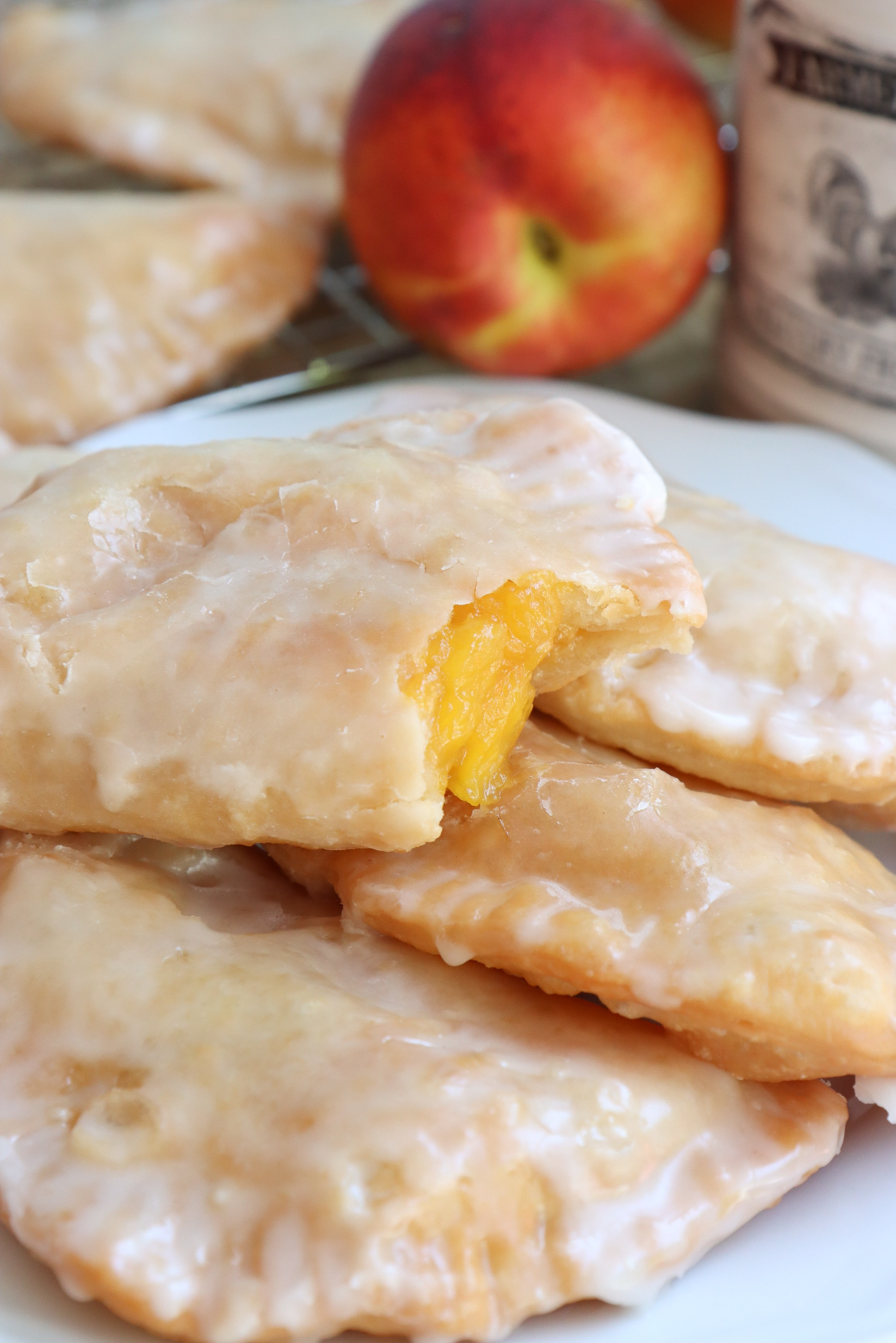 how to make fried peach pies