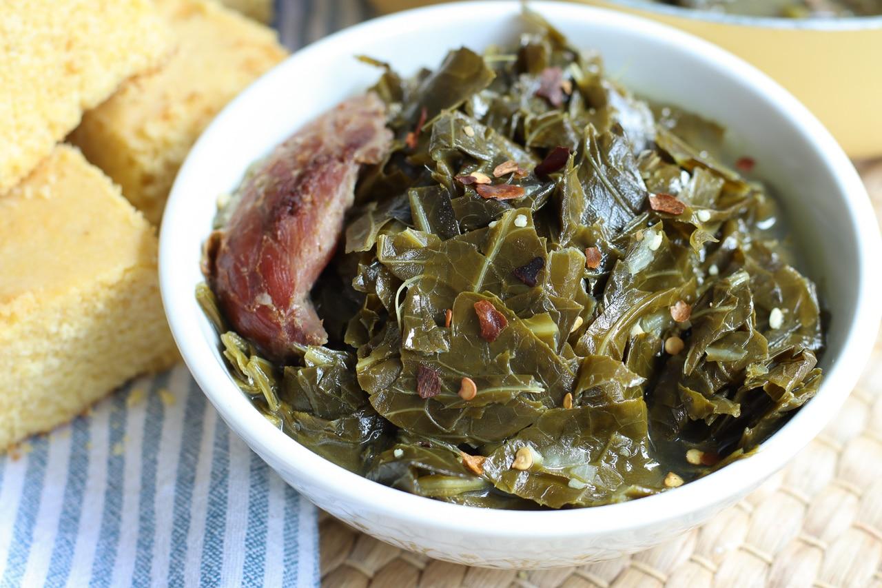 collard greens recipe